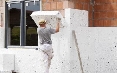Matériaux pour isolation extérieure :  choisir les bons matériaux